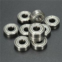 10 Cuscinetti a sfere 696ZZ 6x15x5mm Ball Bearings Double Shielded Miniature